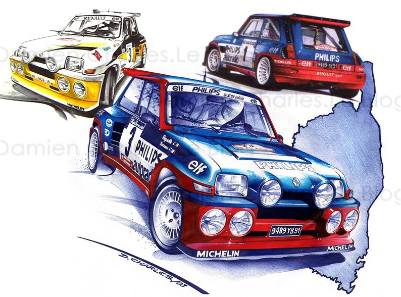 r 5 maxi turbo: